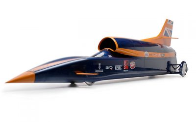 IFS Ltd – Proud Supporters of the Bloodhound Supersonic Car (SSC) Project
